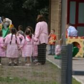 scuola di Rignano Flaminio