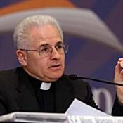 vescovo Mariano Crociata su intercettazioni